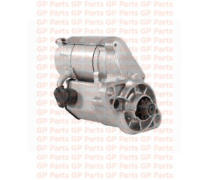 Toyota 28100 20550 71 Starter New Denso 12volts 9 Teeth Forklift 2fg25