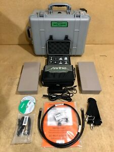 Anritsu S331l 4 Ghz Site Master Cable Antenna Analyzer