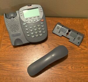 Excellent Avaya Desk Office Phone 2410 With Handset With Wall Mount No Cords