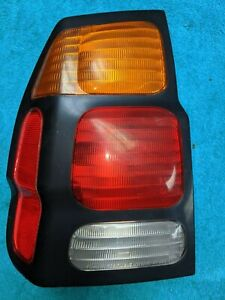 1999 2003 Mitsubishi Montero Sport Tail Light Drivers Left Side