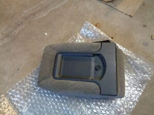 99 06 Silverado Sierra Center Console Top Oem Grey Gray I51