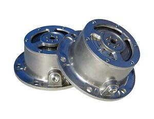Road King Truck Parts Standard Aluminum Psi Hub Cap Replaces 343 4370 Pair