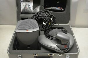 Polycom Vsx 7000 Video Conference Camera Advanced System