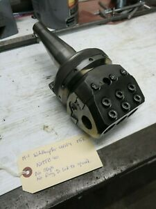 Wohlhaupter Upa4 40 Taper Boring Head