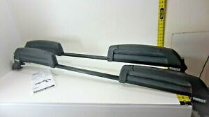 Thule Snowcat 5401 Rooftop Ski Snowboard Rack Carrier Factory Roof Racks F
