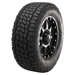 4 New Nitto Terra Grappler G2 120s 65k Mile Tires 2856018 285 60 18 28560r18