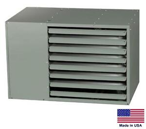 Unit Heater Non separated Combustion Forced Air Natural Gas 80 000 Btu