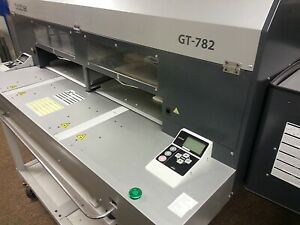 Brother 782 Direct To Garment Printer Machine Dtg Can Print 2 Shirts At Once