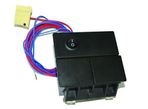 Pacific Performance Engine 111001800 High Idle Valet Switch For 2001 202 Duramax