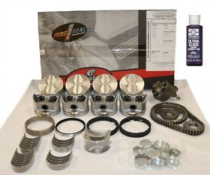Small Block Fits Chevy 350 Sbc Engine Rebuild Kit 5 7 Chevrolet Overhaul Lt1