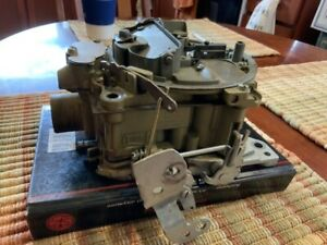 1972 Pontiac Gto Firebird Trans Am Grand Prix Quadrajet Carburetor 7042264