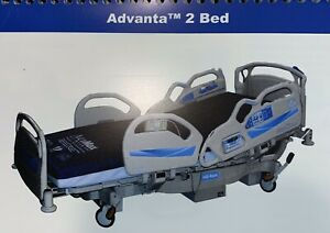 Advanta 2 Bed P1190 Hospital Bed Moveable Bed Assorted Positions All Electric