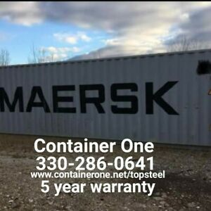 Steel Conex Storage Shipping Containers In Cincinnati