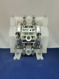 Wilden Air Operated Double Diaphragm Pump A1p ppppp tnd tf ktw0155