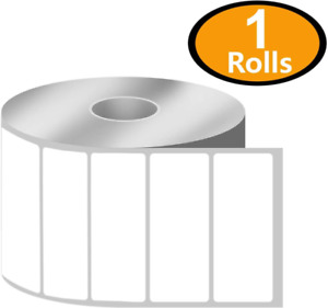 Betckey 2 5 X 1 Multipurpose Barcode Labels Compatible With Zebra Rollo