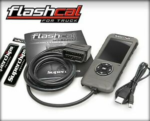 Superchips 1545 Ford Flashcal Calibration Tool For Ford Trucks 1999 2019