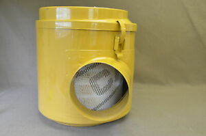 Caterpillar Radial Seal Air Filter 6i 2501 With Housing Brand New 6 k