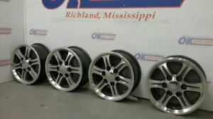 10 Toyota Tacoma 6 Spoke Wheel Set Poe Wheels