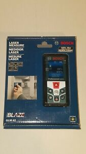 Bosch Blaze Laser Measure Glm 42 135ft 1 16 Accuracy Brand New Sealed