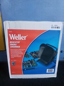 Weller Wsa350 Benchtop Solder Smoke Absorber Fan fume Extractor Remover Esd Safe