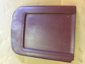 Original 1967 Ford Mustang Shelby Deluxe Interior Seat Trim Driver Side Left