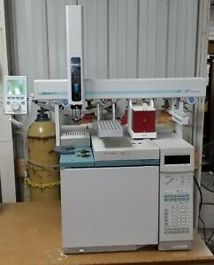 Agilent 6890 Gc And Combi Pal