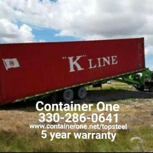 20 And 40 Steel Conex Storage Shipping Container Sale In Memphis