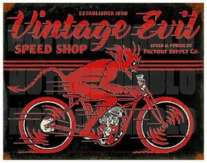 2 Pack Rat Rod Hot Rod Chopper Vintage Racing Motorcycle Rat Fink Sticker