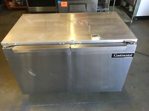 Continental Uc48 Undercounter 48 Inch Refrigerator