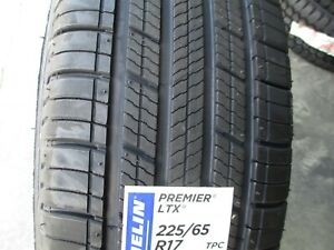 4 New 225 65r17 Michelin Premier Ltx Tires 225 65 17 R17 2256517 65r
