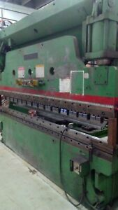135 Ton X 10 Cincinnati Press Brake