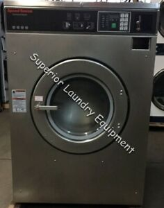 Speed Queen Sc40bc2 Washer extractor 40lb Coin 220v 3ph Reconditioned