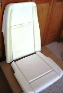 1969 1970 Ford Mustang Deluxe High Back Seat Foam 064055 Hbk6970 Mach 1 I Gt