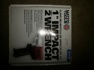 New Matco Tools 1 2 Impact Wrench Mt2260