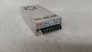 Mean Well Sp 200 48 48v 4 2a Switching Ac dc Power Supply