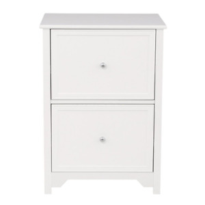 New Oxford White 28 5 In File 2 drawer Cabinet For Home And Office F s