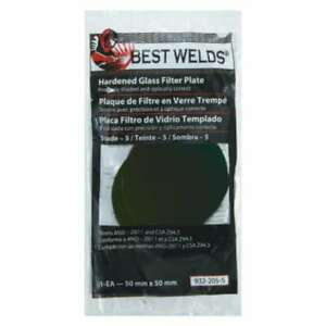 Best Welds Glass Filter Plates 606230024696