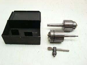 Jacobs Commutator Chuck Kit Atlas Metal Lathe Craftsman Southbend
