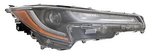 Fit Toyota Corolla 2020 2021 L Le Right Passenger Headlight Head Light Lamp