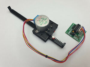 Linear Actuator For Stepper Motor Arduino 28byj 48 Uln2003 Driver Raspberry Pi