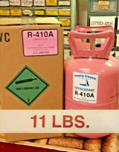 R410a Refrigerant 11 Lb Can Best Value Fast Free Ship Sealed