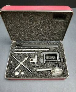 Starrett Back Plunger Dial Test Indicator 196a1z No 196 Attachments Machinist