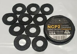Corrosion Preventative Battery Terminal Protectors Oil Based Qty 10