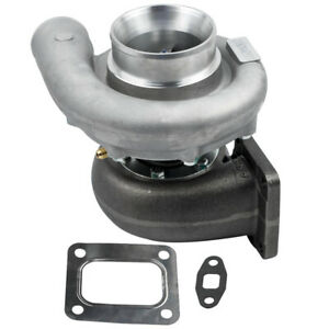 Universal T76 T4 Flange 96 A R Turbine 80 A R Trim Oil Colled Turbo Charger