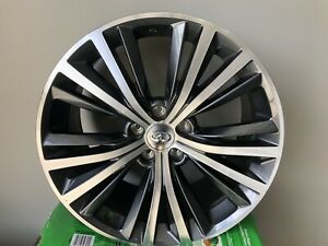 Set Of 19 Infiniti Q60 Coupe Factory Oem Alloy Wheels Rims 2017 2018 19x9