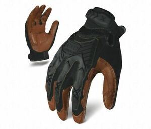 Ironclad Gloves Exo2 migl Motor Impact Protection Leather Select Size