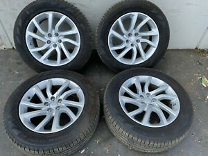 Land Rover Discovery Sport 18 Inch Wheels Rims Tires Set 2015 2019 Oem