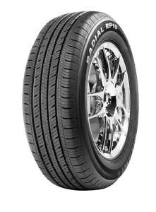 4 New Westlake Rp18 82v 40k Mile Tires 1955015 195 50 15 19550r15