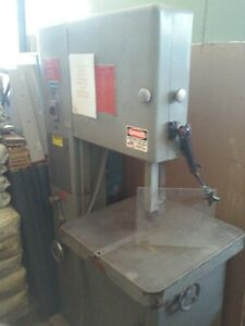 Powermatic Vertical Band Saw