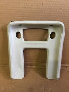 1968 Ford Mustang Console Face Radio Pad